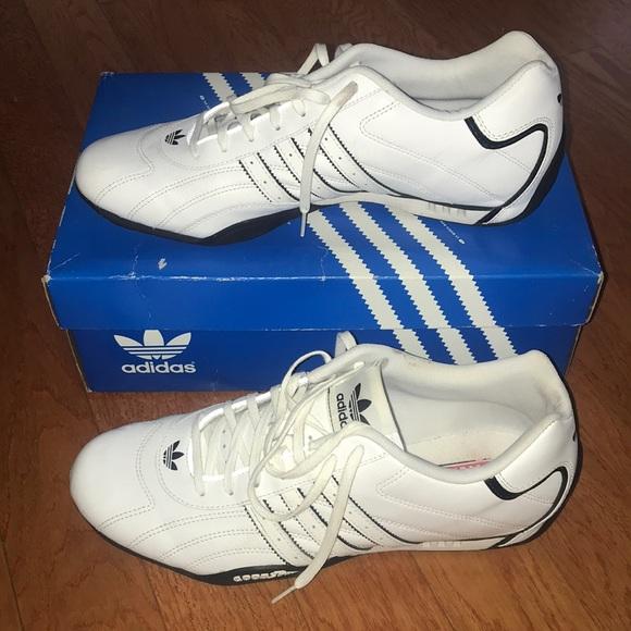 Adidas Goodyear Adi Racer Low White/White/Black
